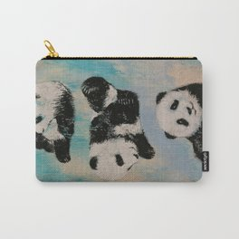 Panda Karate Carry-All Pouch