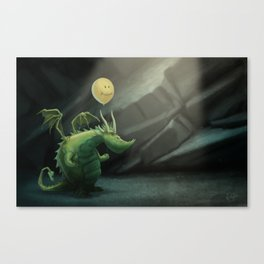 Grint's Golden Hoard Canvas Print