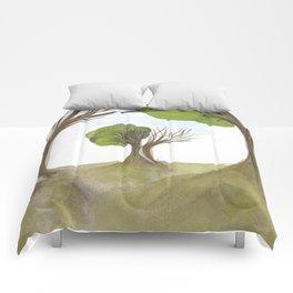Duality Tree Comforters