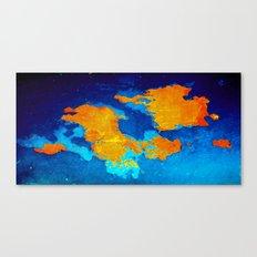 Pangea Canvas Print