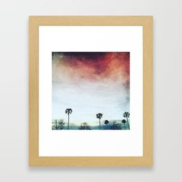threes Framed Art Print
