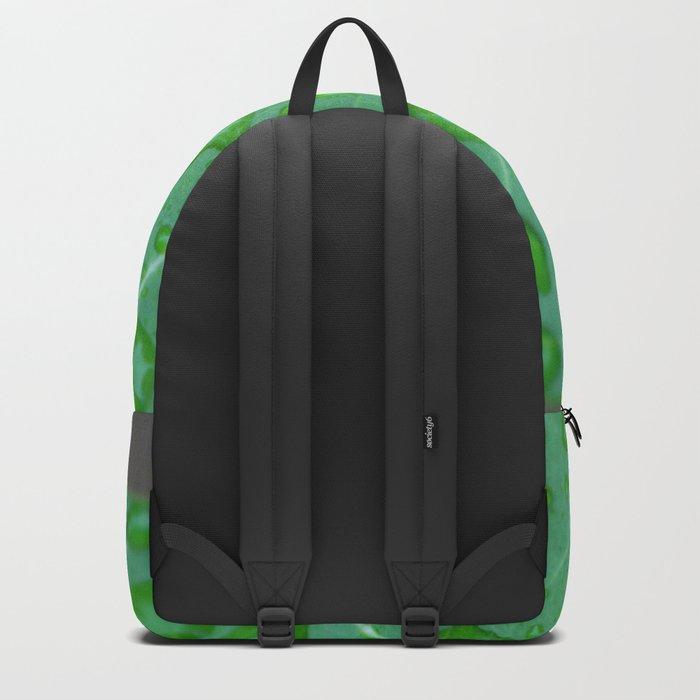 Rainy Garden Backpack