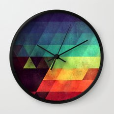 ryvyngg Wall Clock