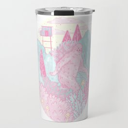 Out For A Walk Travel Mug