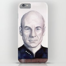 Captain Picard Slim Case iPhone 6 Plus