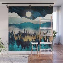 Evening Mist Wall Mural