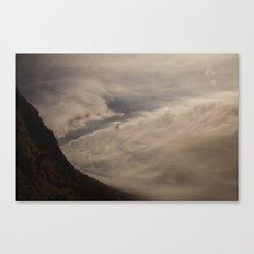 Tsunami Sky Canvas Print