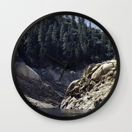 Our Place Wall Clock
