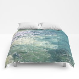 Sea Painting Maravellous Effect with brushes Comforters