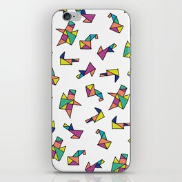 Origami iPhone Skin