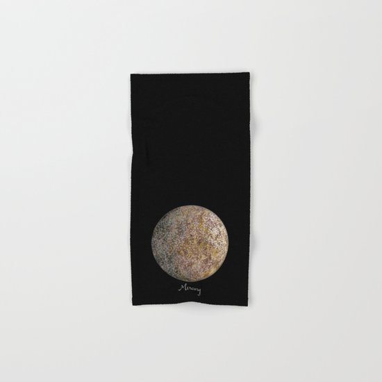 Mercury #2 Hand & Bath Towel