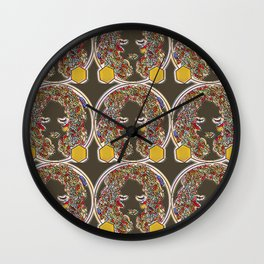 Dear Sweet Leota Wall Clock