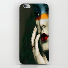 Bohemian flare iPhone Skin