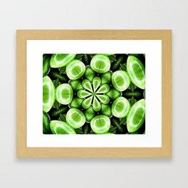 Magical Avocado Framed Art Print