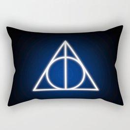 The Hallows Rectangular Pillow