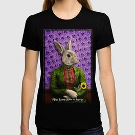 Miss Bunny Lapin in Repose T-shirt