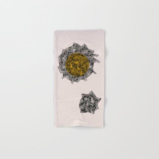 - cosmos_01 - Hand & Bath Towel