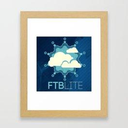 Lite 2 Framed Art Print