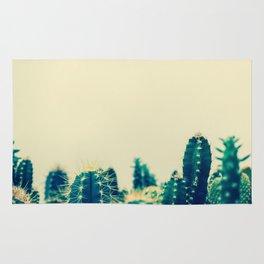 Summer Cactus Rug