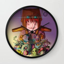 EL DESTRUCTOR Wall Clock