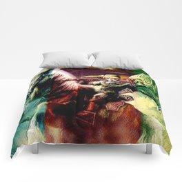 Zelda legend Comforters