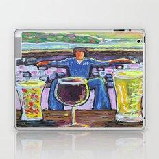 Man vs. Vice Laptop & iPad Skin