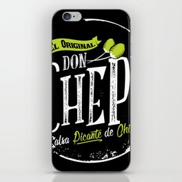 Don Chepe iPhone Skin