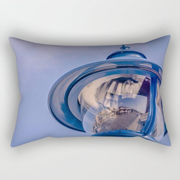 up light... Rectangular Pillow