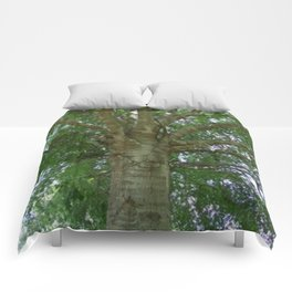 Wise Old Tree Comforters