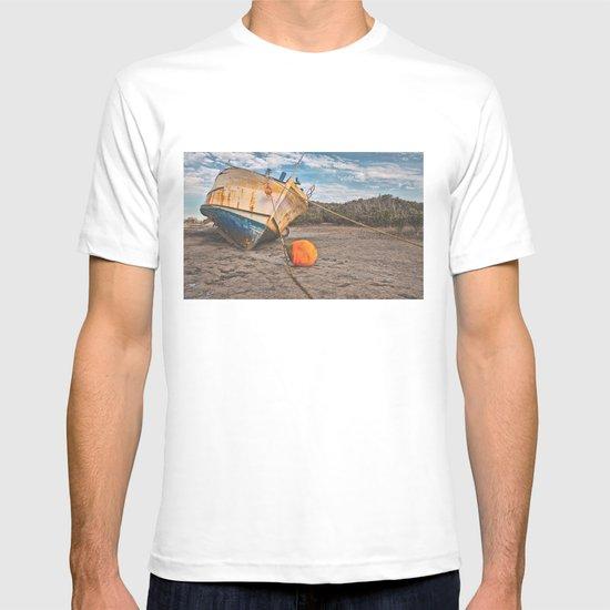 Abandoned Ship T-shirt