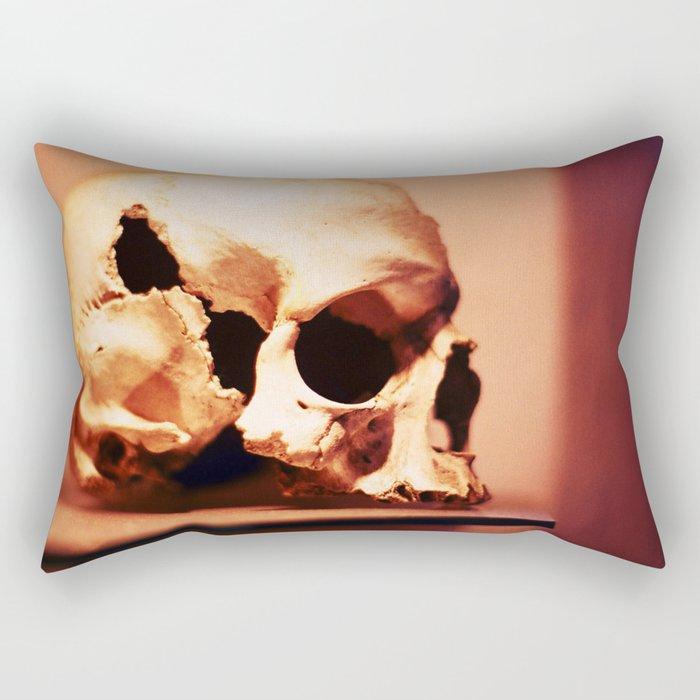 Sedlec Ossuary 2 Rectangular Pillow