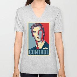 CONTROL Unisex V-Neck