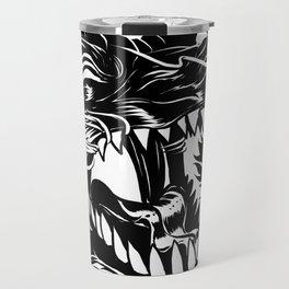 Wolf Core Travel Mug