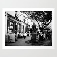 SHAKESPEARE IN PARIS. Art Print