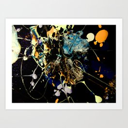 Macra Art Print