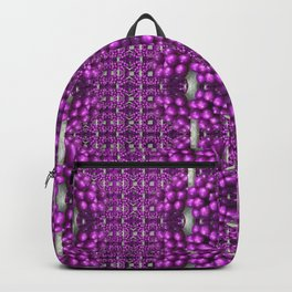Bunches of Backyard Beauty Berries Backpack