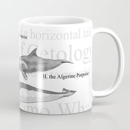 III. The Duodecimo Whale Coffee Mug