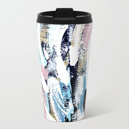Abstract Clara Travel Mug