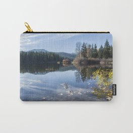 Beautiful Fall Day at Fish Lake Carry-All Pouch