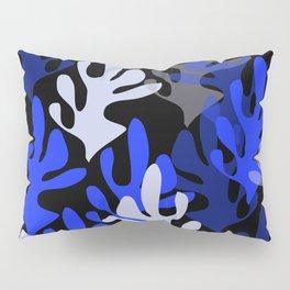 In Blue Pillow Sham