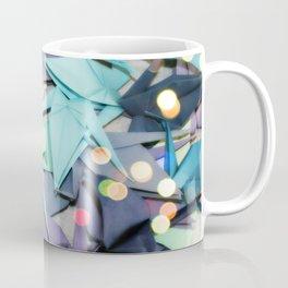 Senbazuru | shades of blue Coffee Mug