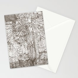 The Upper Window Stationery Cards