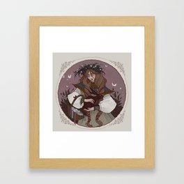 Ostara Framed Art Print