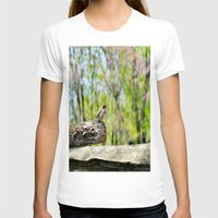 sparrow T-shirts featuring Sparrow by KimberosePhotography