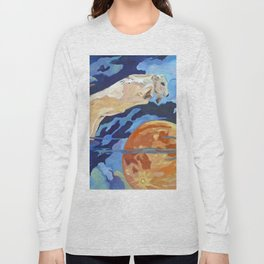 The Cow Jumped Over the Moon Long Sleeve T-shirt