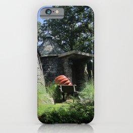 Hagrid are you home? iPhone Case