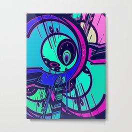 lolli Metal Print