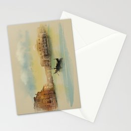 Early morning in Venice Stationery Cards