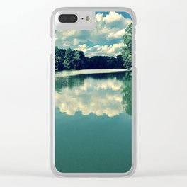 Process of Evaporation Clear iPhone Case