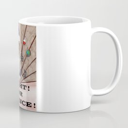 Fight For Science Version 2 Coffee Mug